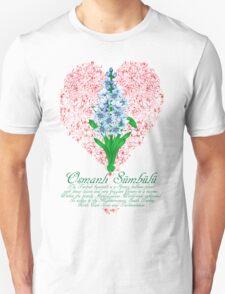 Osmanlı Sümbülü Unisex T-Shirt