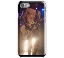 Justin Hawkins guitar! iPhone Case/Skin