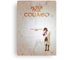 Columbo - Just One More Thing Metal Print
