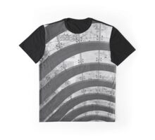 Vancouver, BC: Arches at the Opera House Graphic T-Shirt