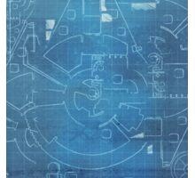 Star Wars Blueprints Sticker