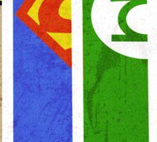 DC Comic Legends Sticker