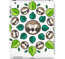 Mandala Sloth iPad Case/Skin