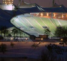 Munich: Olympic Stadium Sticker