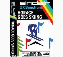 Horace Goes Skiing Spectrum zx Unisex T-Shirt