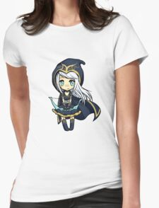Ashe Womens Fitted T-Shirt