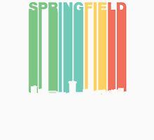 Retro Springfield Missouri Skyline Unisex T-Shirt