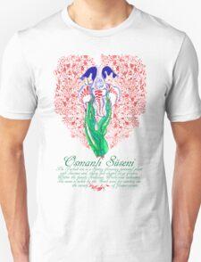 Osmanlı Süseni Unisex T-Shirt