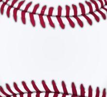 Baseball Winners Train Sticker