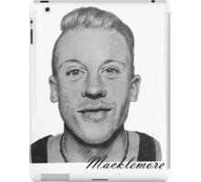 Macklemore Portrait iPad Case/Skin