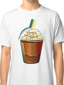 Iced Coffee To Go Classic T-Shirt