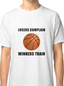 Basketball Winners Train Classic T-Shirt