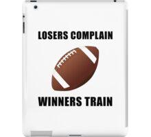 Football Winners Train iPad Case/Skin
