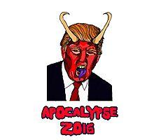 apocalypse 2016 Photographic Print