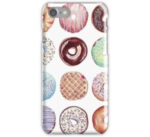 Donut Mania iPhone Case/Skin