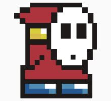 8 bit shy guy by Maestro Hazer