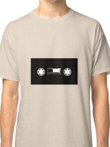Music Cassette - Stylized Classic T-Shirt