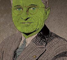 Truman-Goblin King by DrunkSatanRobot