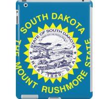 South Dakota State Flag iPad Case/Skin