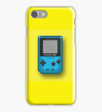 Pixle Art Game Boy Nintendo Retro iPhone Case/Skin