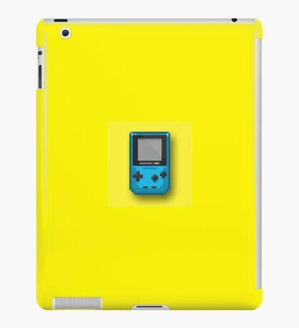 Pixle Art Game Boy Nintendo Retro iPad Case/Skin