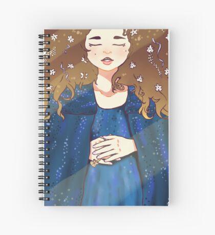 Padmé Amidala - Sleep Well. Spiral Notebook