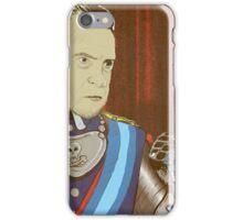 Nixon-Supervillain  iPhone Case/Skin