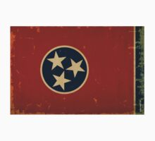 Tennessee State Flag VINTAGE Kids Clothes
