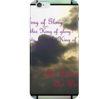 King of Glory iPhone Case/Skin