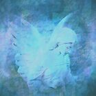 Angels Watching Over Me by Marie Sharp