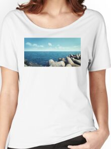harbor Women's Relaxed Fit T-Shirt