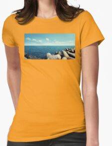 harbor Womens Fitted T-Shirt