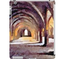 Fountains Abbey Reimagined #2 iPad Case/Skin