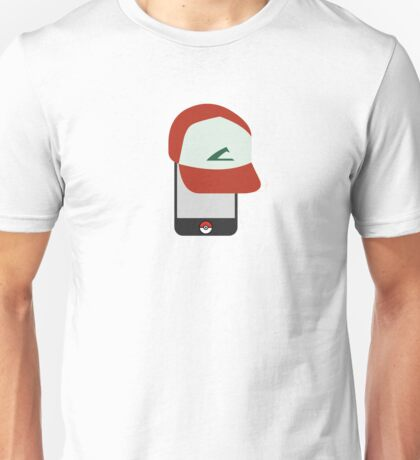 iOS Trainer = Pokemon GO Unisex T-Shirt