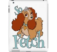 So Fetch iPad Case/Skin