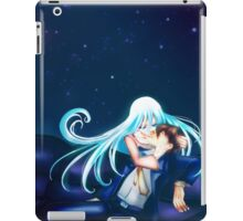 She will always watch over him iPad Case/Skin