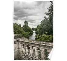 Overlooking St James's Park Lake Poster