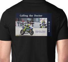 Valentino Rossi 300 kph winner Australia GP Unisex T-Shirt