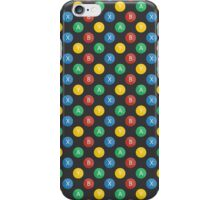 XBOX One Pattern iPhone Case/Skin