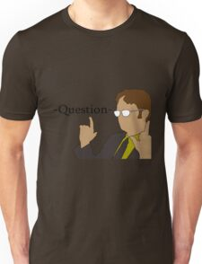 The Office Dwight  Unisex T-Shirt
