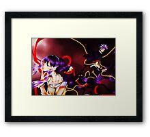 Ruri + Yuto Framed Print
