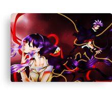 Ruri + Yuto Canvas Print