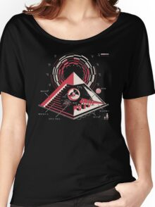 Top Secret Women's Relaxed Fit T-Shirt