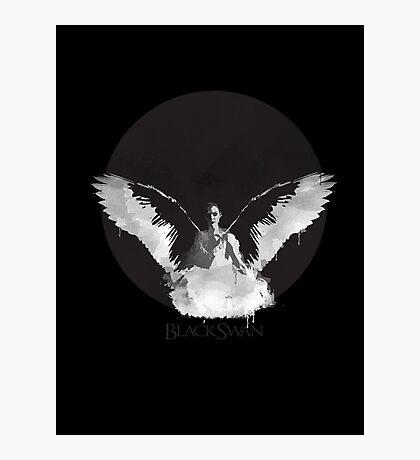 Black Swan- Nina Photographic Print