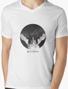 Black Swan- Nina Mens V-Neck T-Shirt