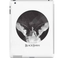 Black Swan- Nina iPad Case/Skin