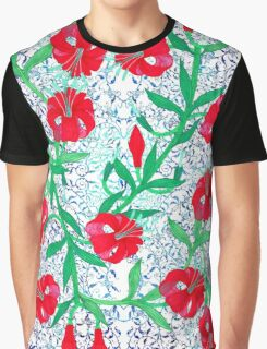 Ottoman Zambak Graphic T-Shirt