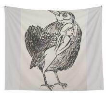BIRD Wall Tapestry