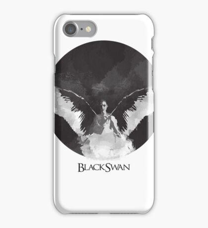 Black Swan- Nina iPhone Case/Skin