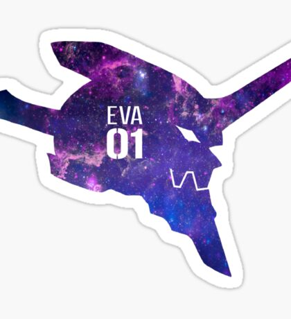 Galaxy Eva 01 Sticker